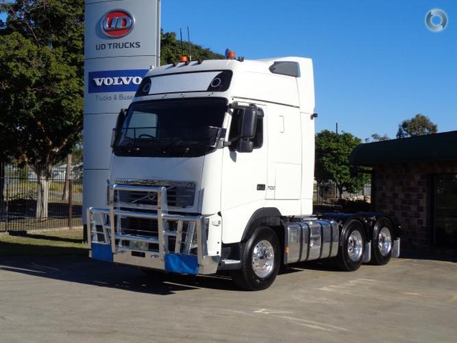 2013  Volvo FH 700