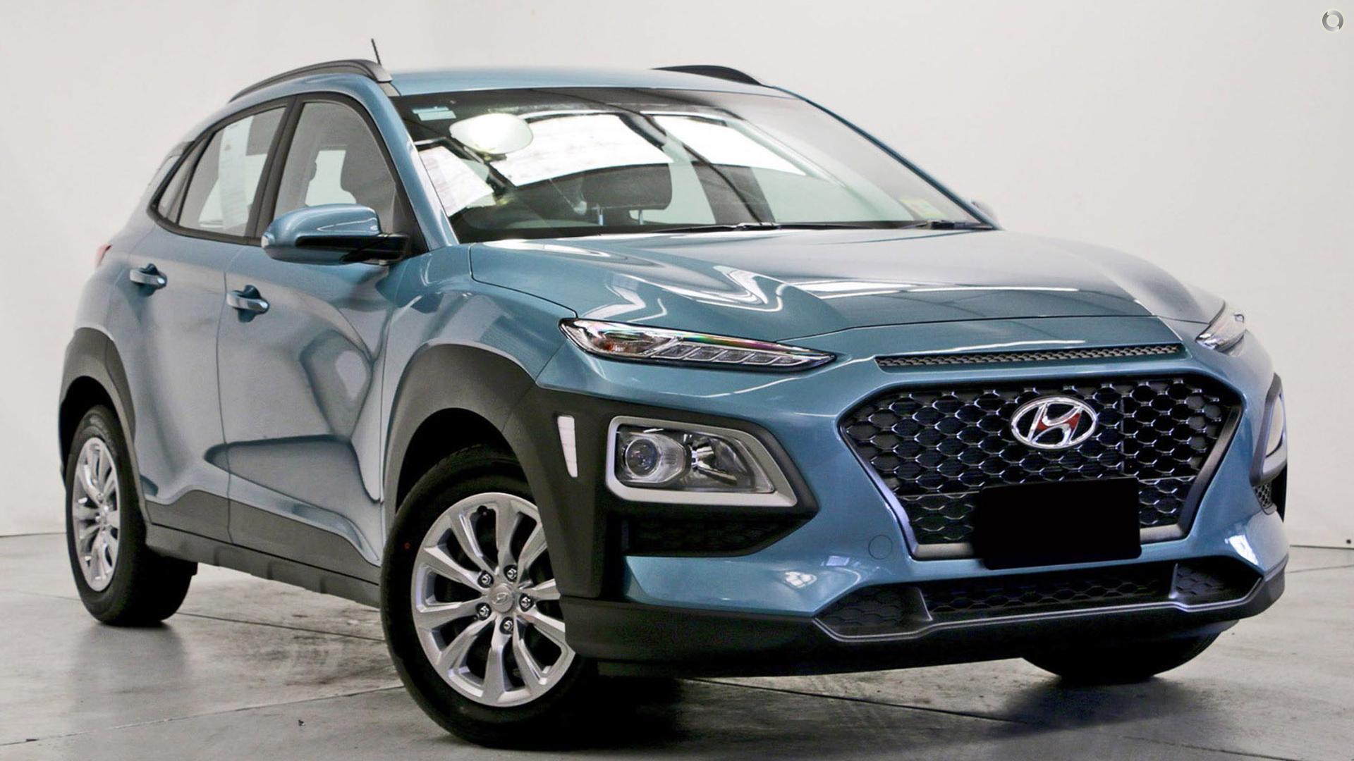 2018 Hyundai Kona Go