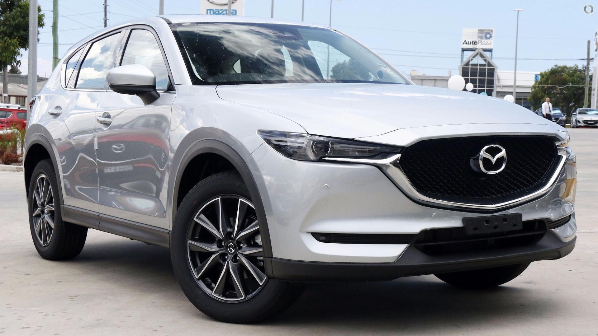 2018 Mazda Cx-5 KF Series