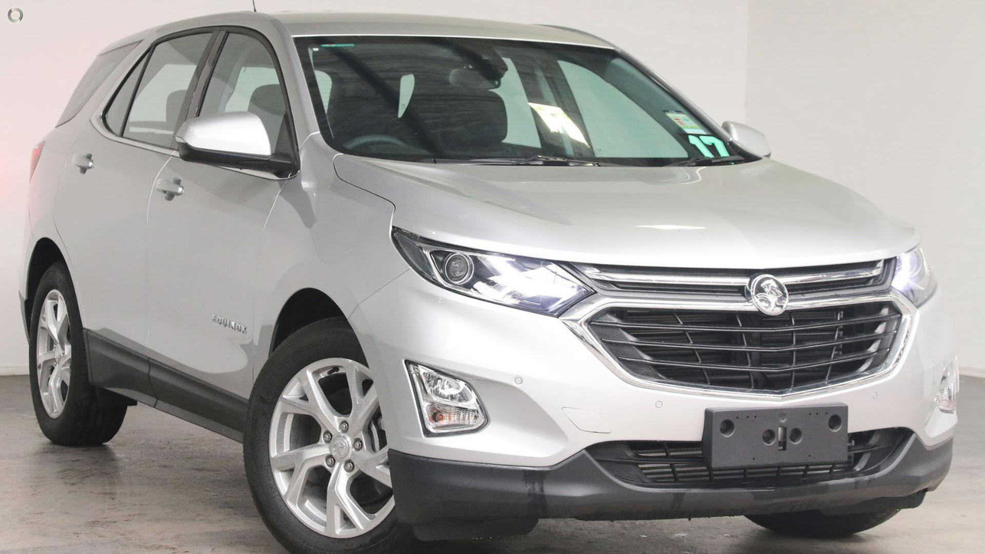 2017 Holden Equinox Lt