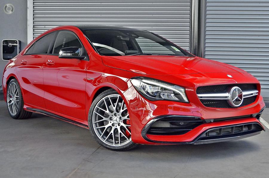 2017 Mercedes-Benz CLA 45 Coupe