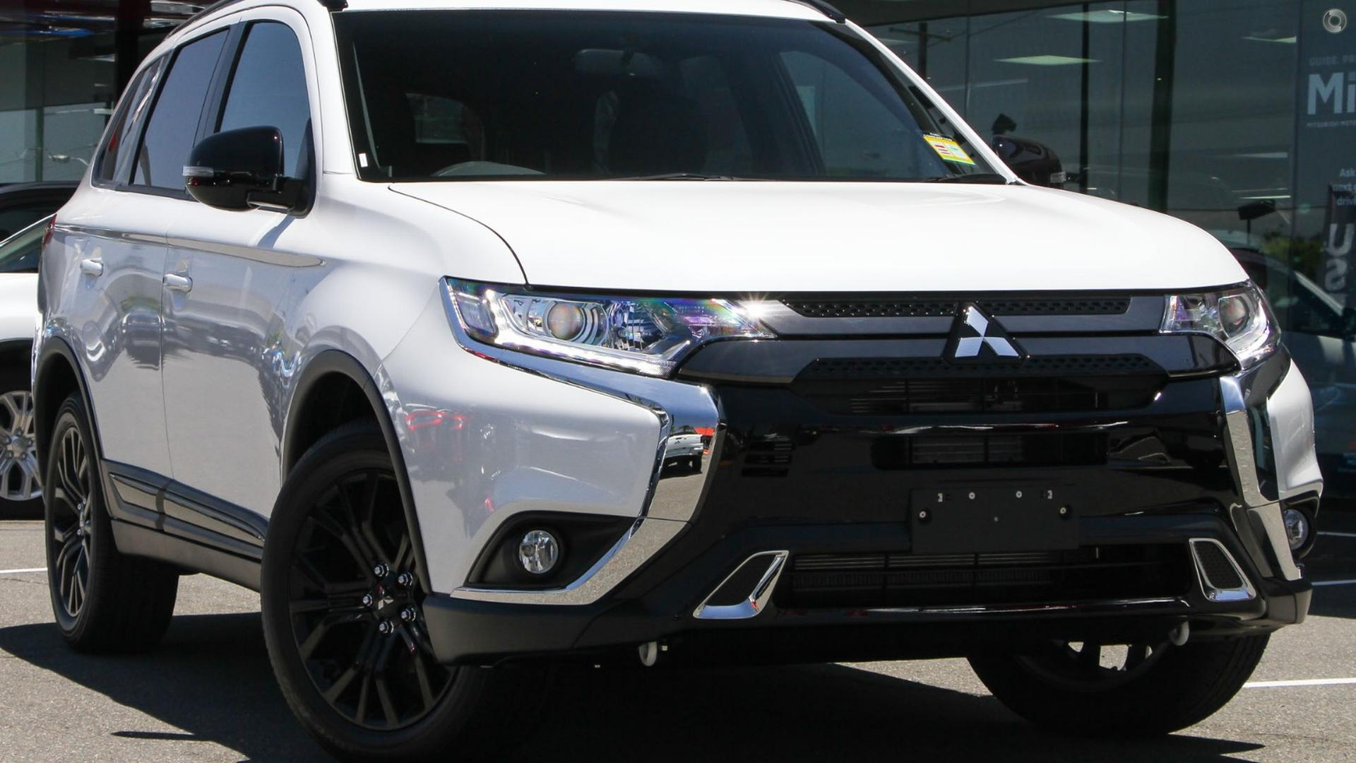 2018 Mitsubishi Outlander Black Edition ZL