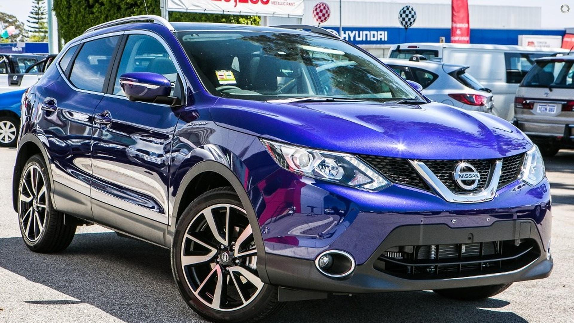 2017 Nissan Qashqai TL J11