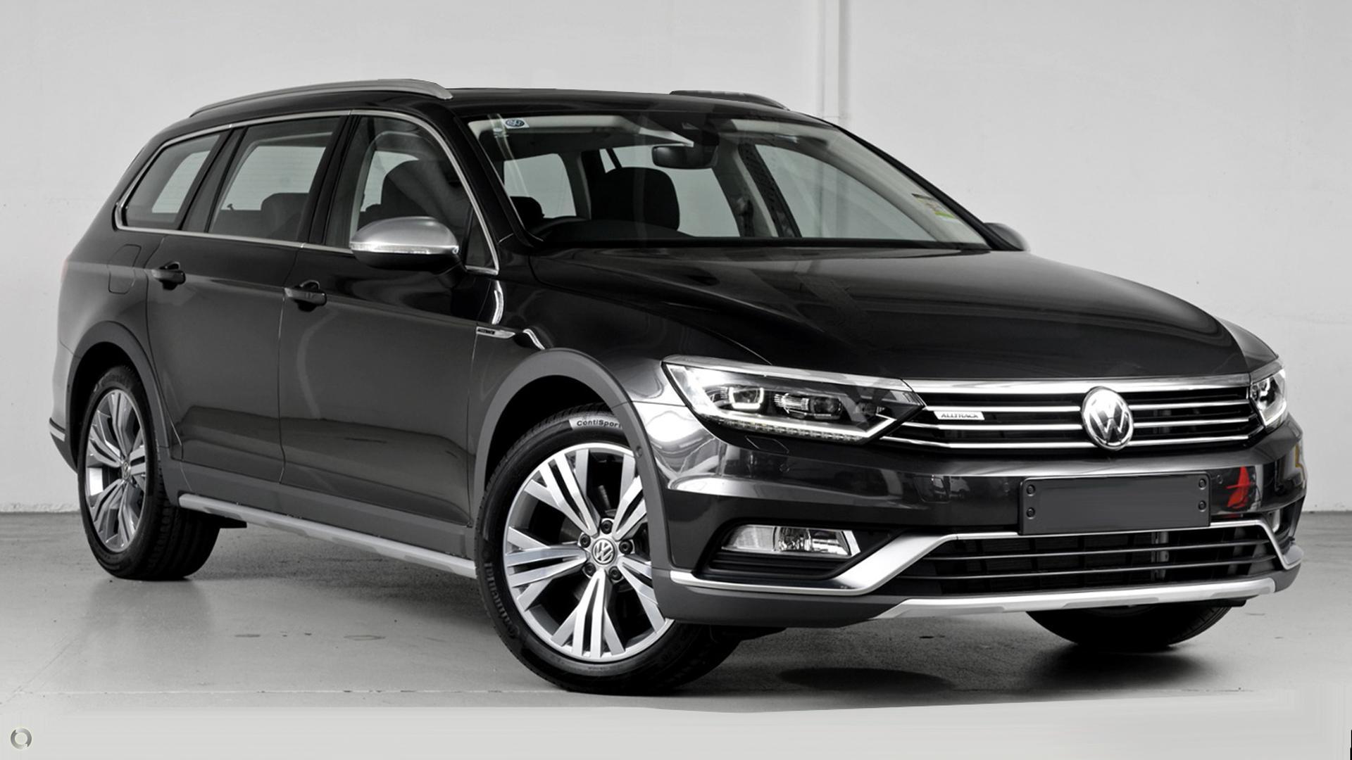 2018 Volkswagen Passat 140tdi Alltrack