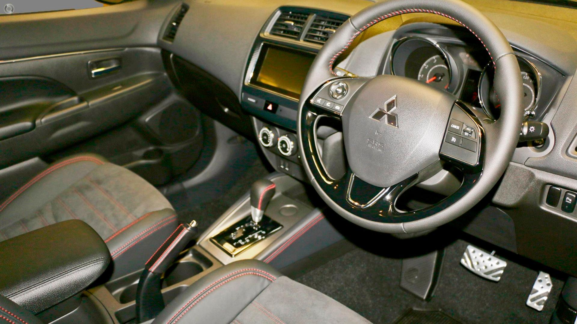 2019 Mitsubishi Asx Black Edition XC