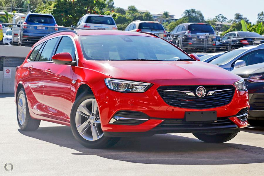 2018 Holden Commodore Lt Zb Bartons