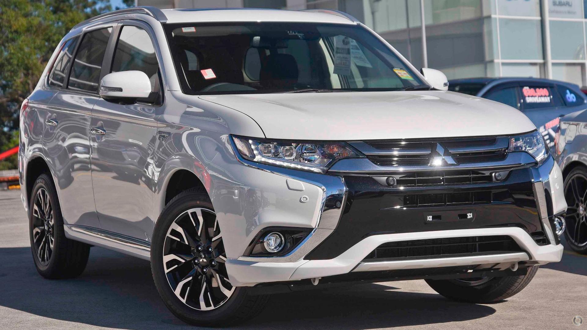 2018 Mitsubishi Outlander Phev Exceed