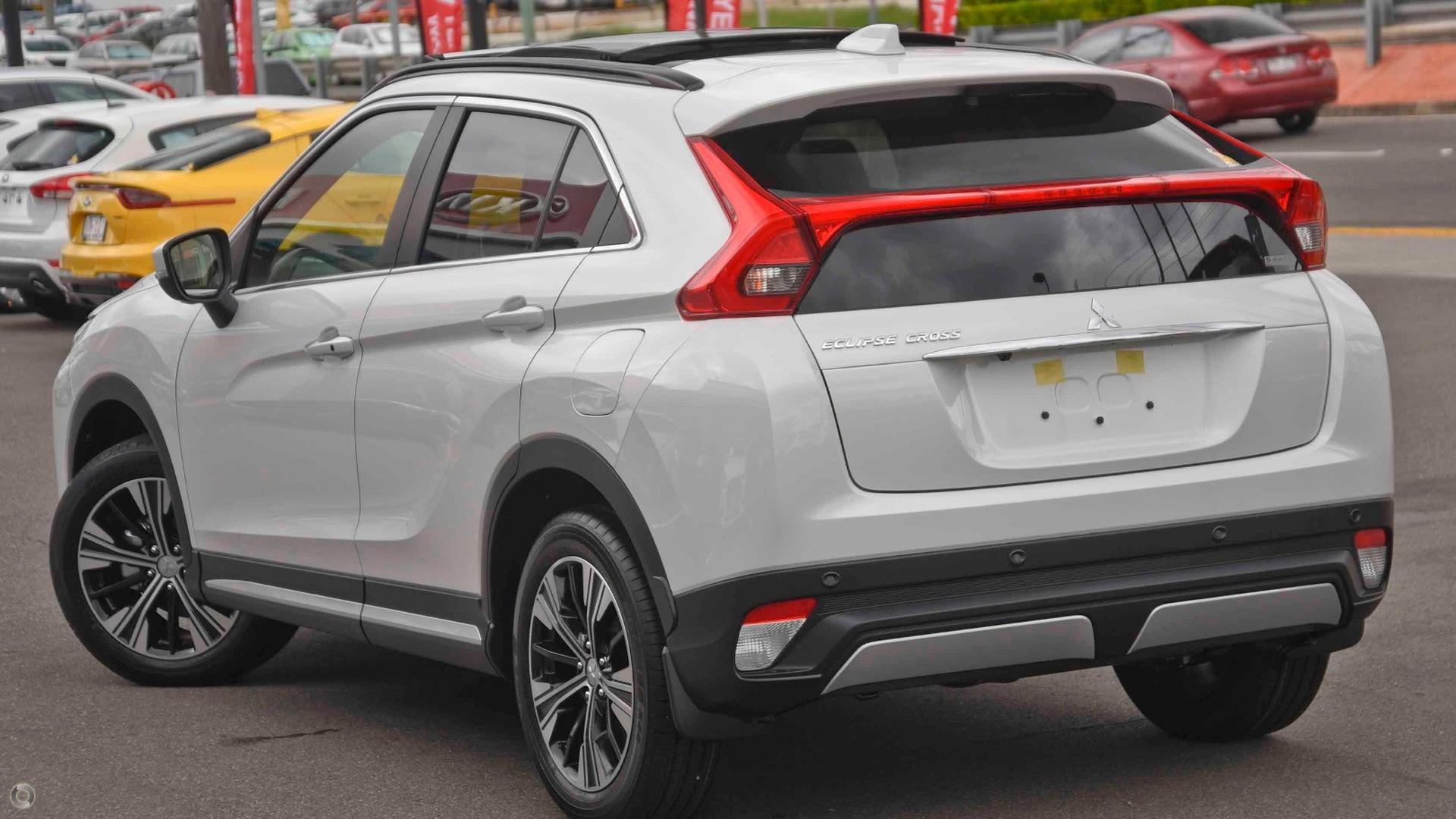 2018 Mitsubishi Eclipse Cross Exceed YA