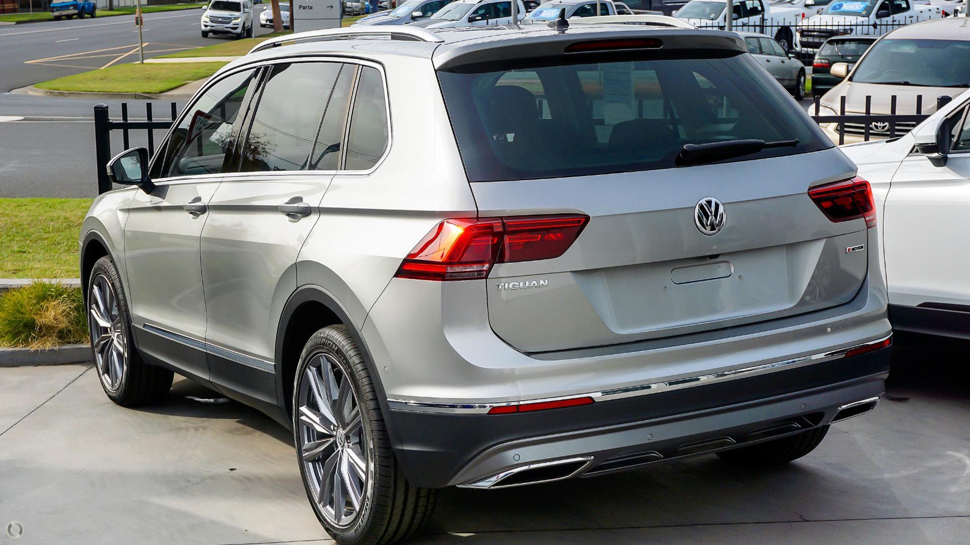 2017 Volkswagen Tiguan 162TSI Sportline 5N