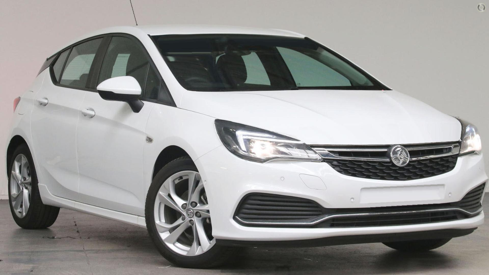 2017 Holden Astra Rs