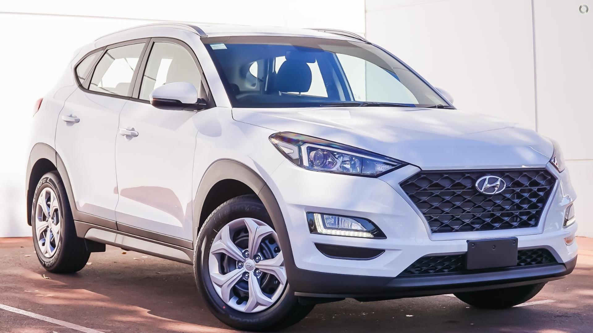2018 Hyundai Tucson Go