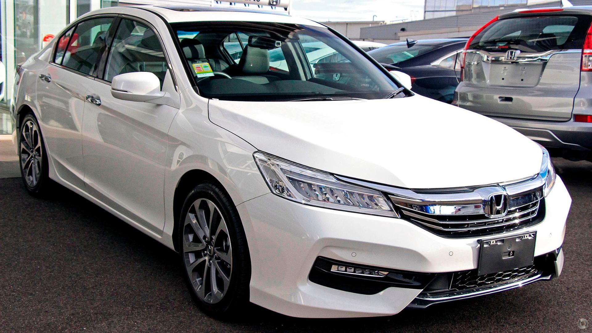 2018 Honda Accord 9th Gen