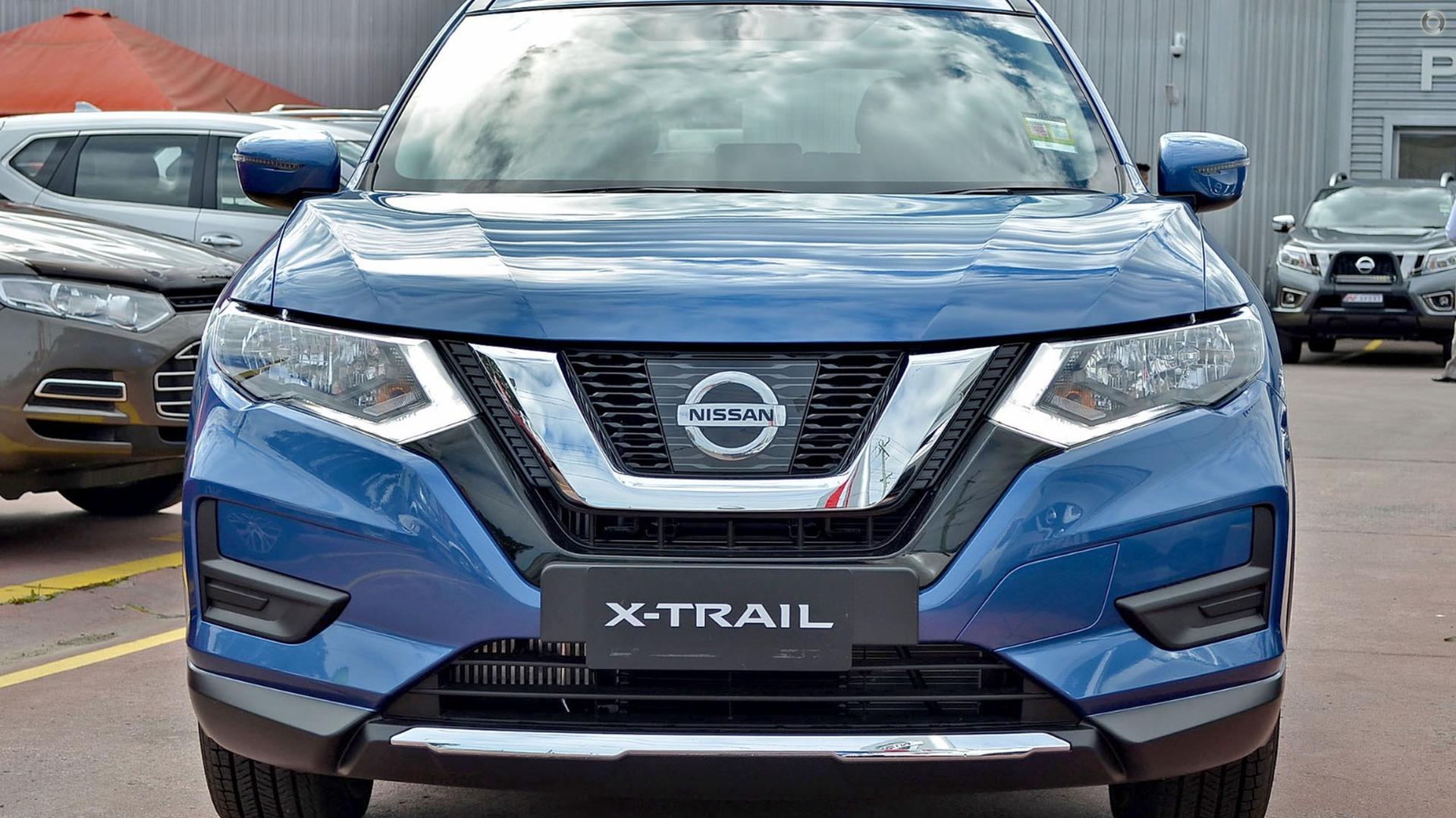 2017 Nissan X-trail TS T32 Series II