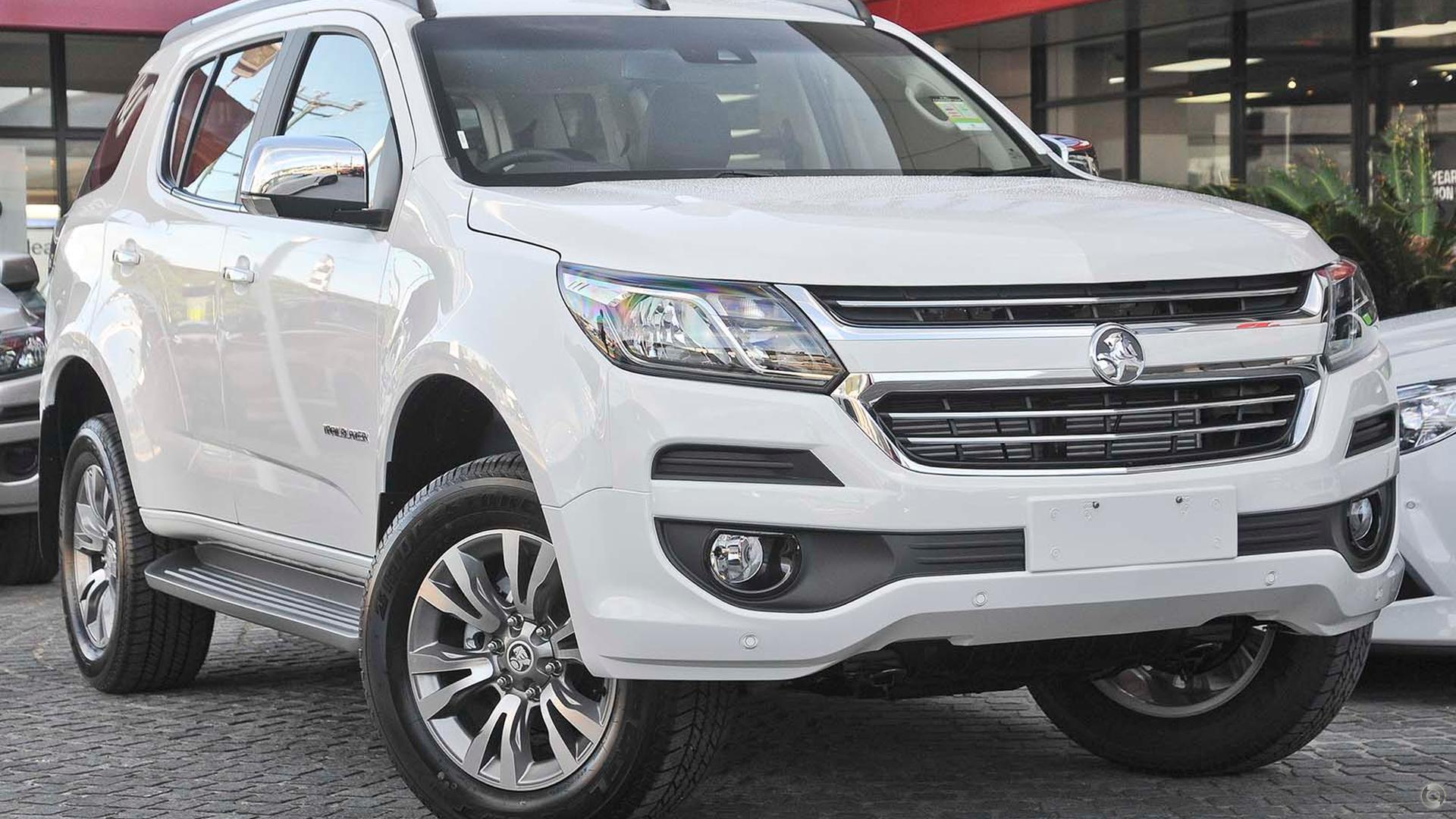 2018 Holden Trailblazer Ltz