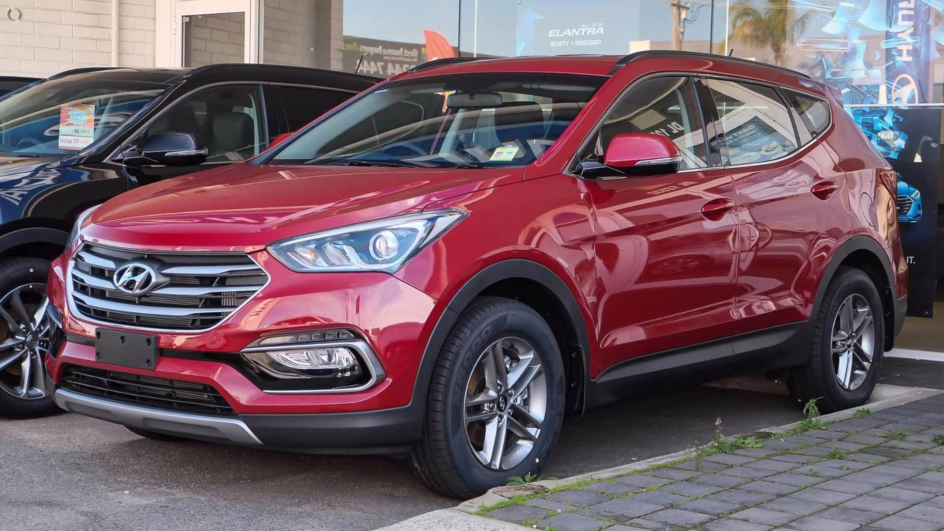 2017 Hyundai Santa Fe Active