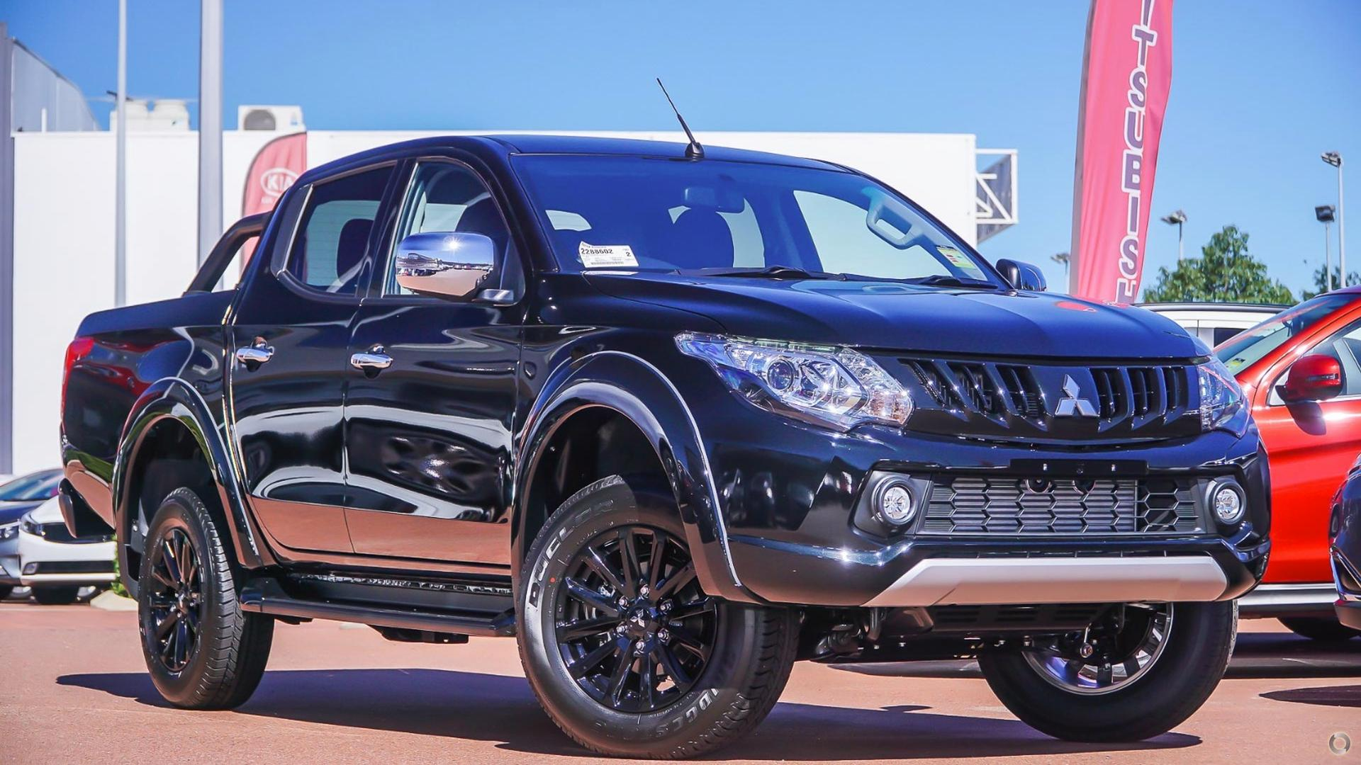 2017 Mitsubishi Triton Gls Sports Edition