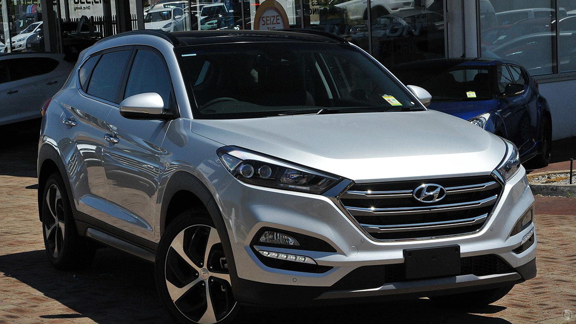 2017 Hyundai Tucson Highlander