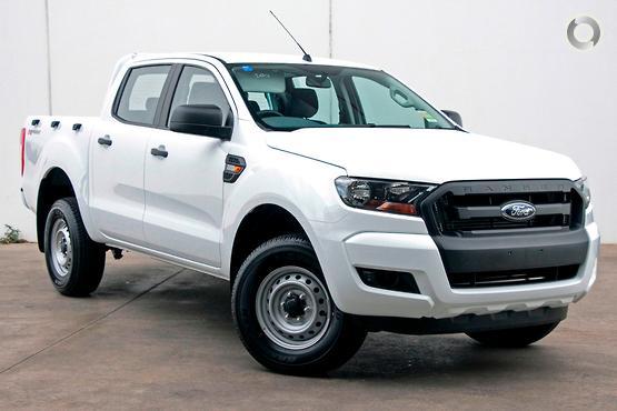 2017 Ford Ranger Px Mkii