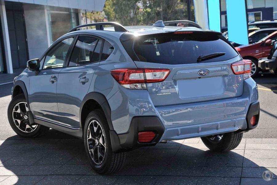 2020 Subaru Xv 2.0i-L G5X