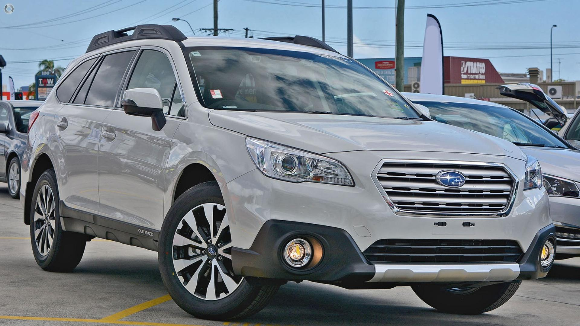 2017 Subaru Outback 2.5i Fleet Edition