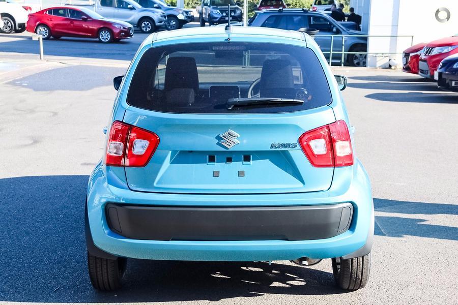 2017 Suzuki Ignis GLX MF