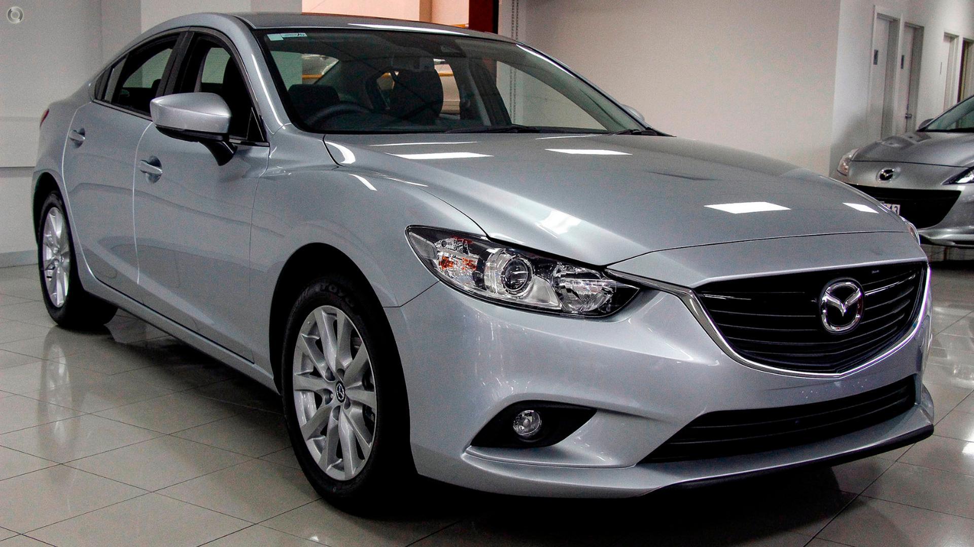 2018 Mazda 6 Sport