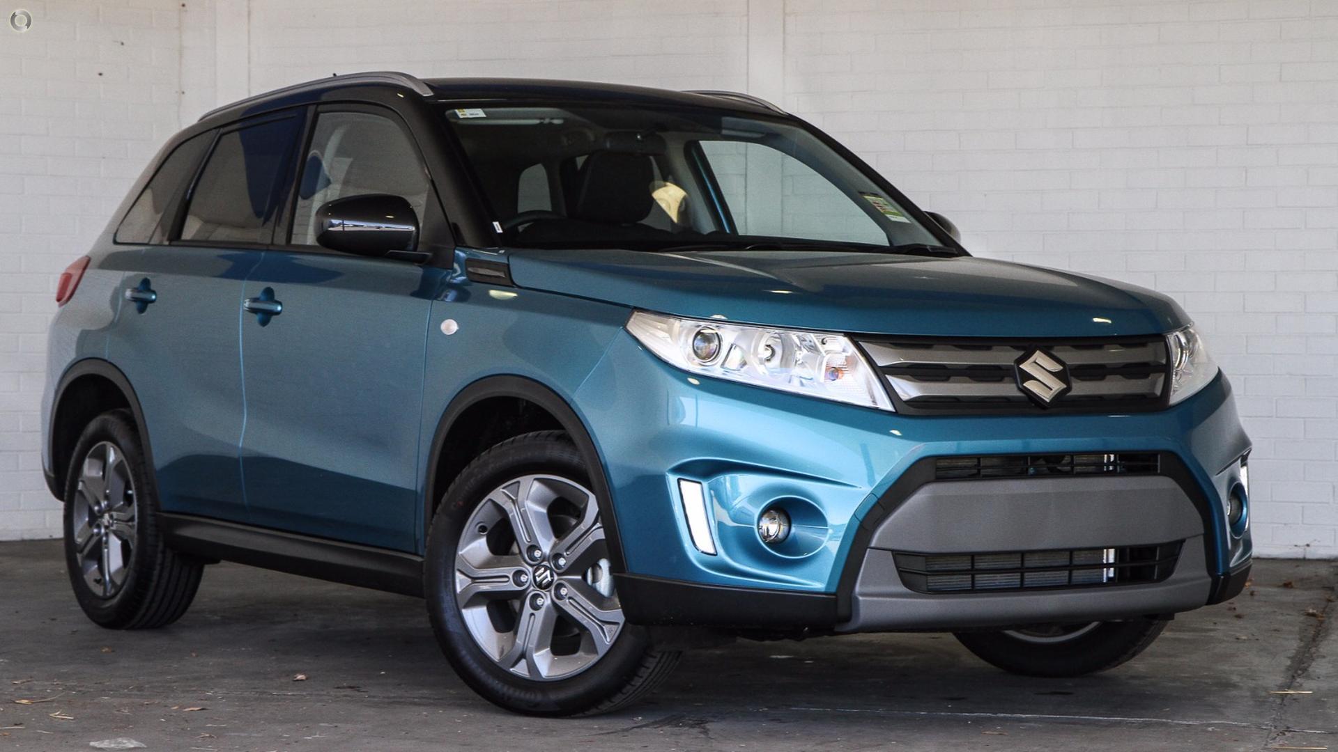 2018 Suzuki Vitara LY