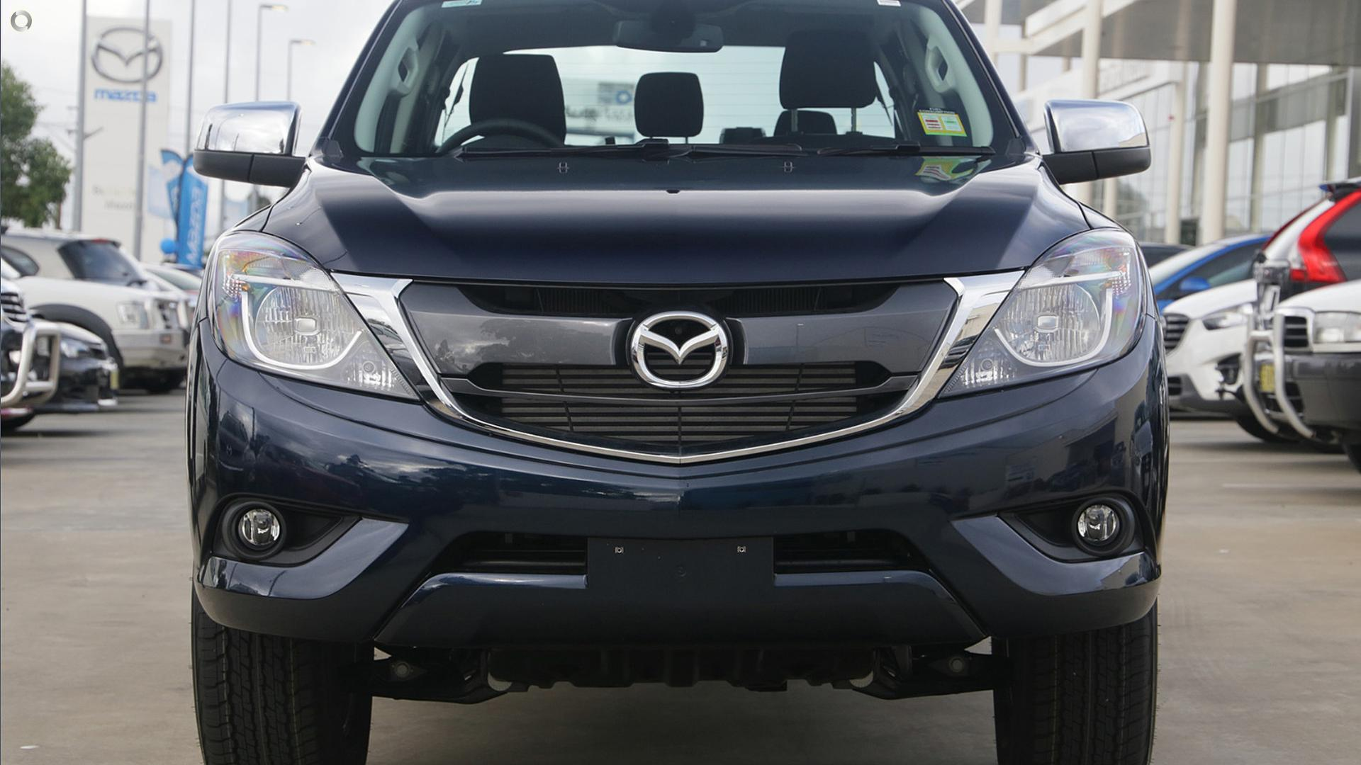 2017 Mazda Bt-50 Xtr