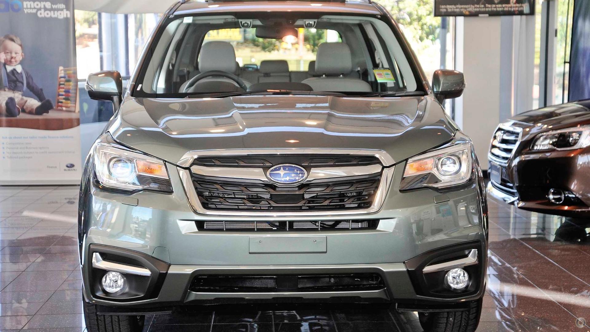 2018 Subaru Forester S4