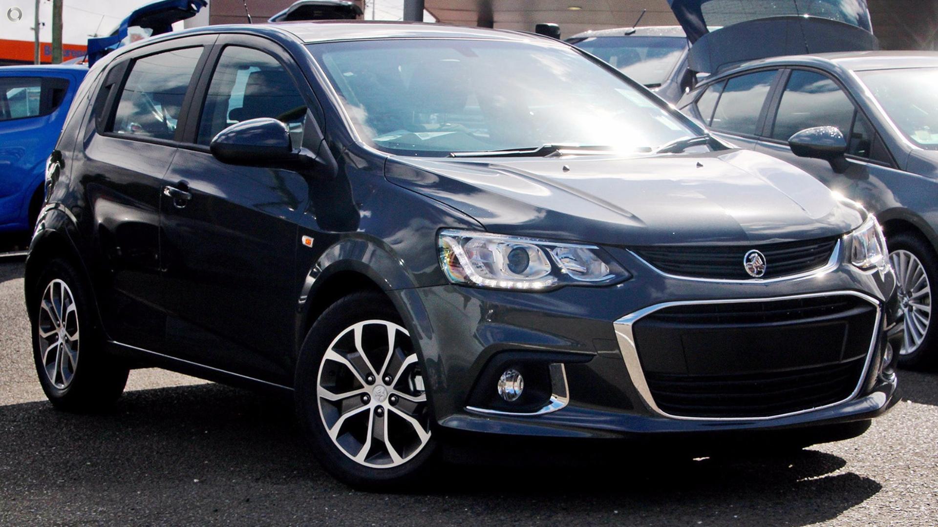 2017 Holden Barina Ls