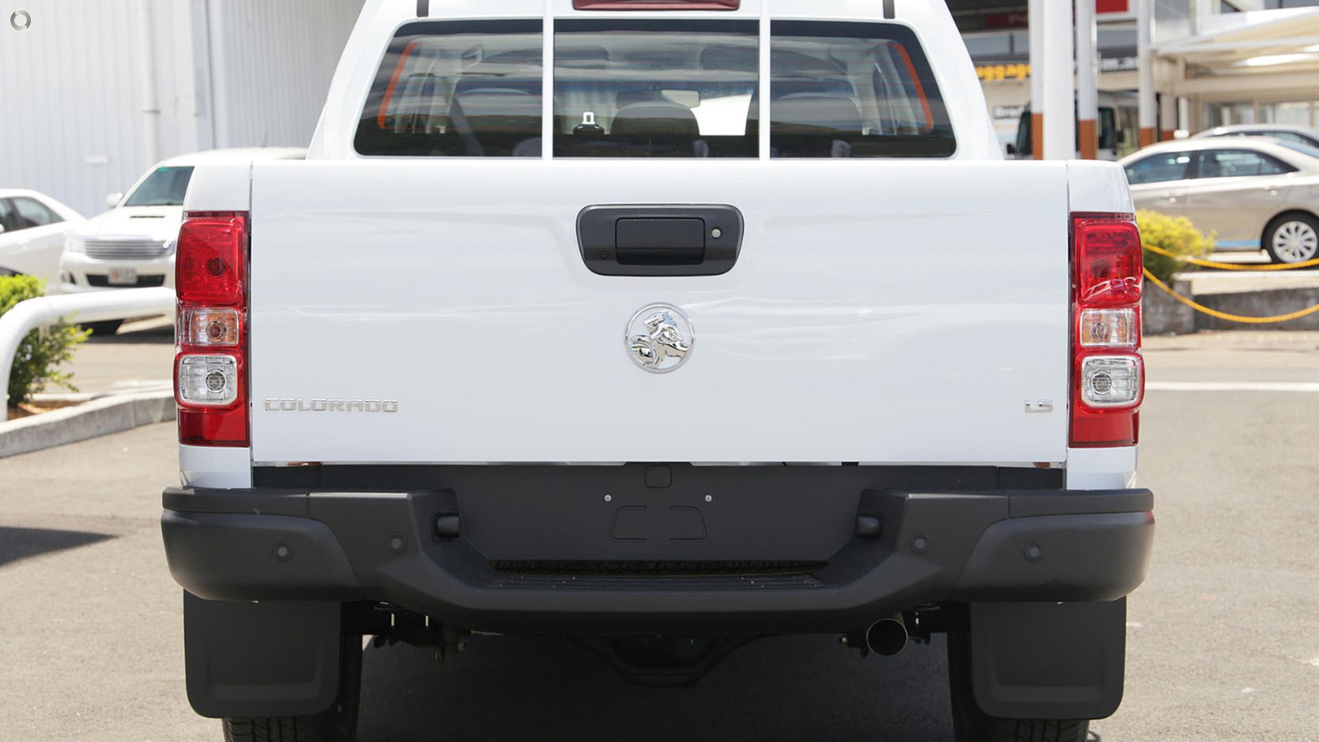 2018 Holden Colorado LS RG