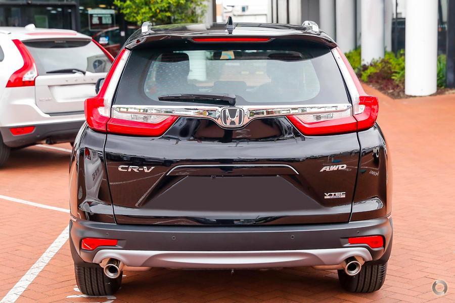 2017 Honda Cr V Vti S Rw Von Bibra