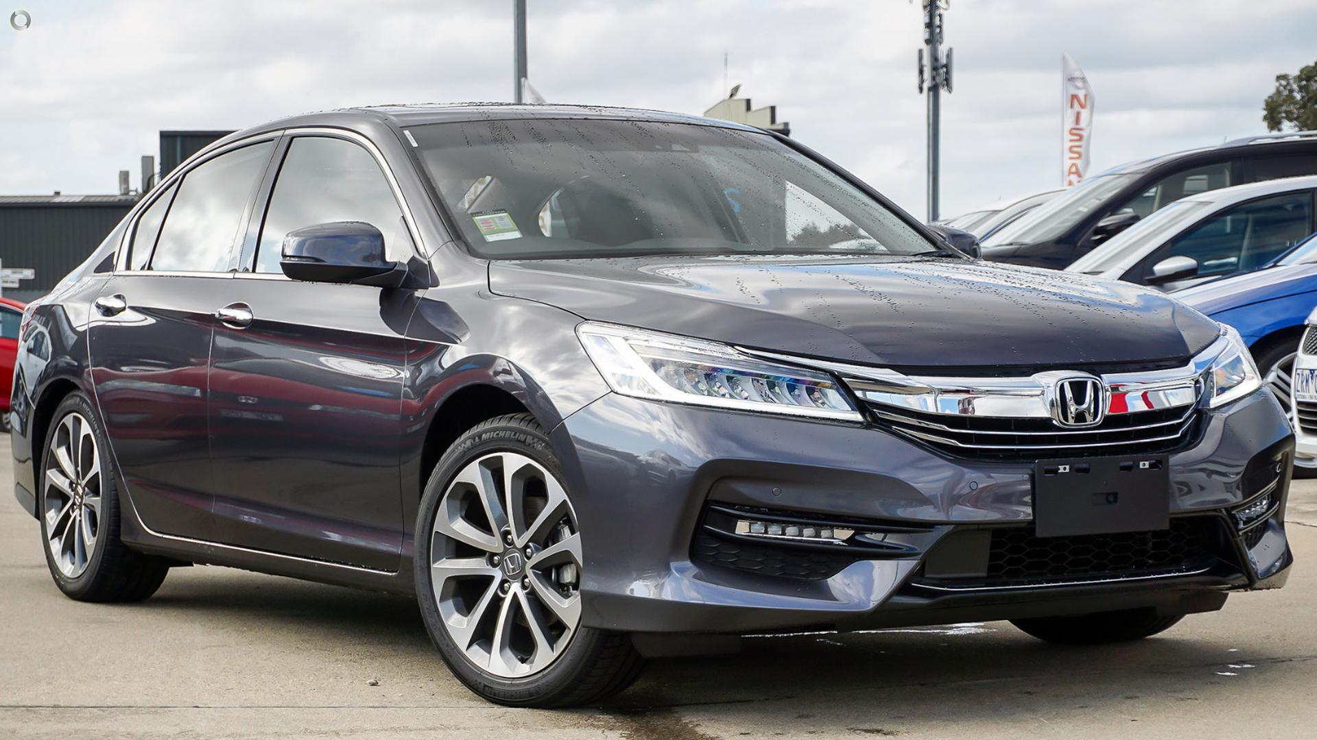 2017 Honda Accord 9th Gen