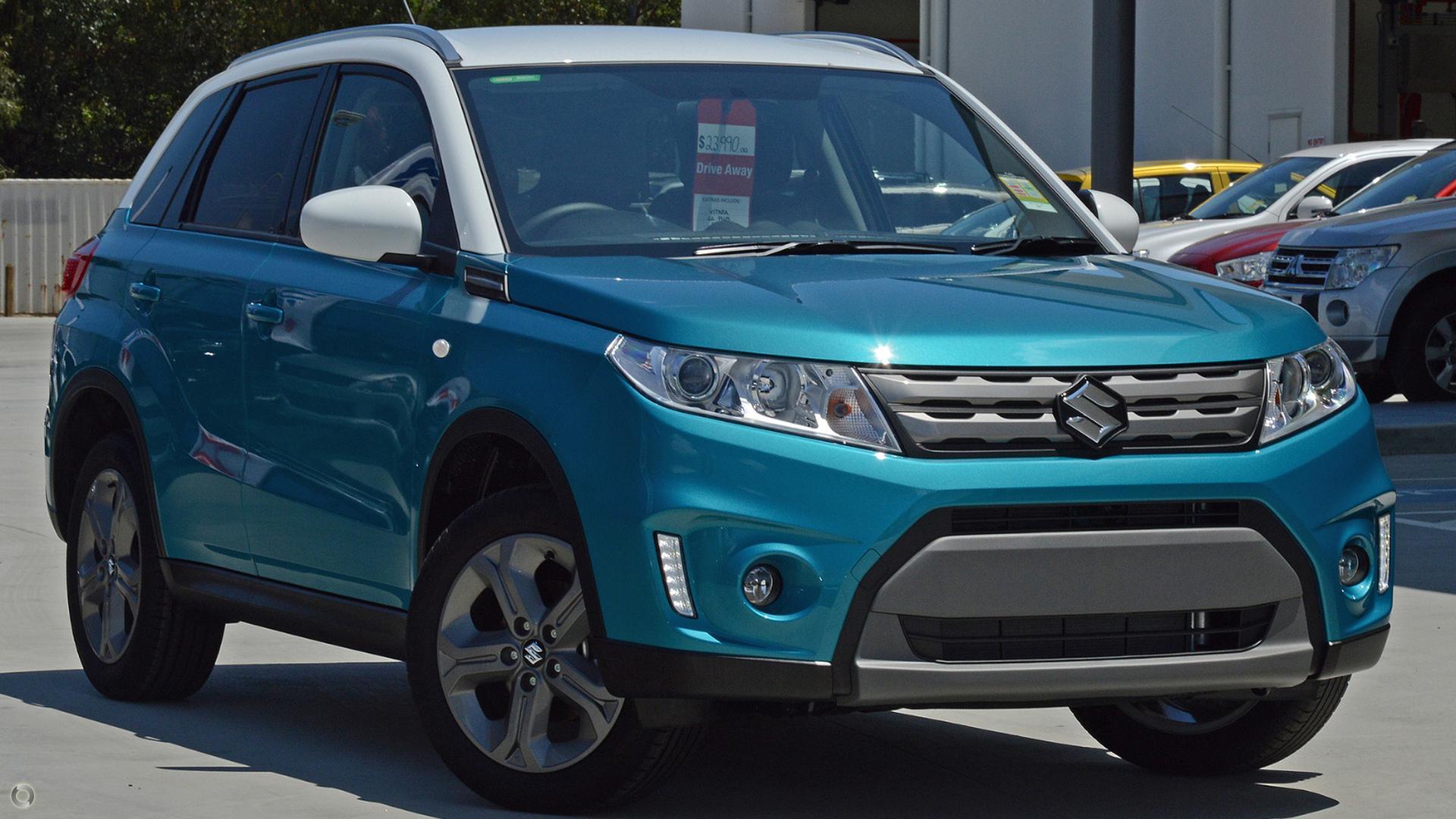 2017 Suzuki Vitara GL+ LY
