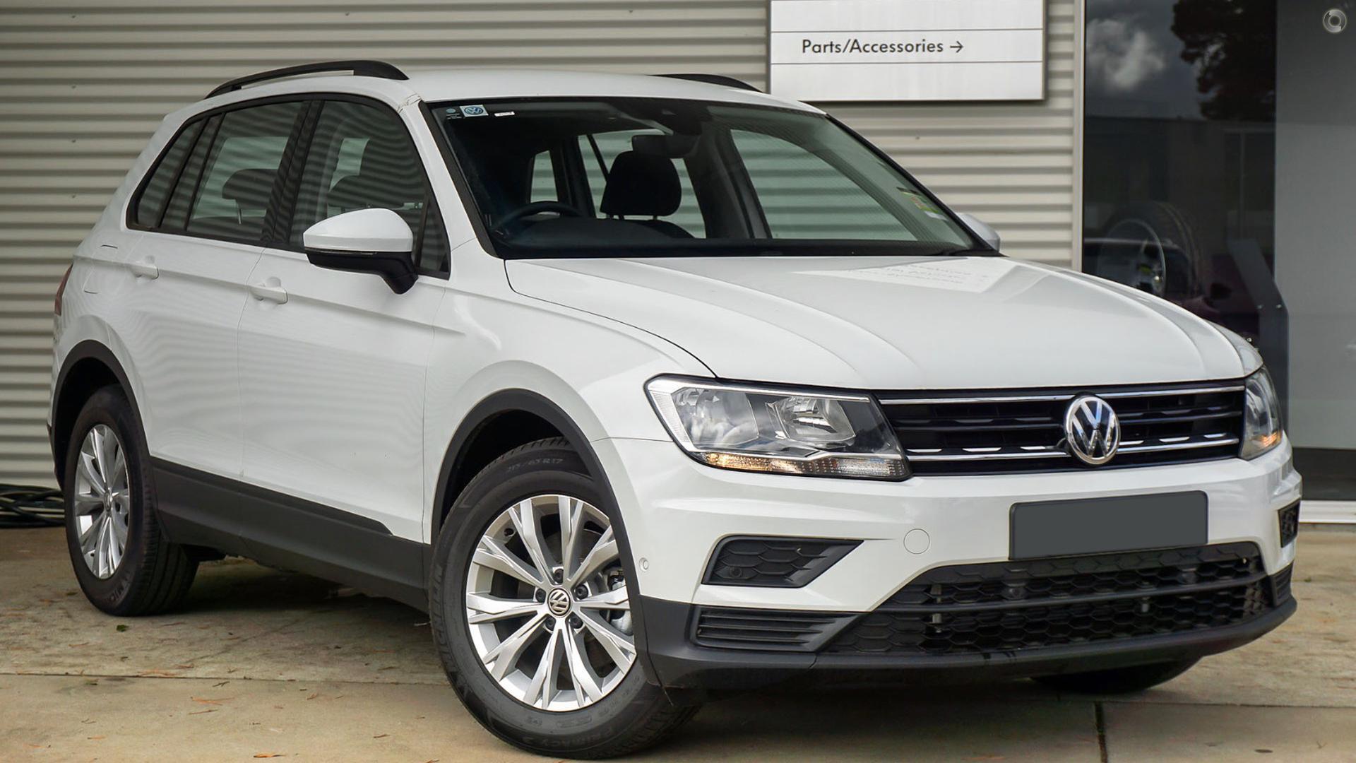 2018 Volkswagen Tiguan 110tsi Trendline
