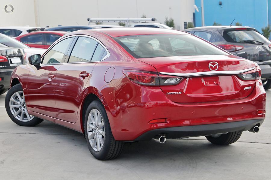 2017 Mazda 6 Touring GL Series