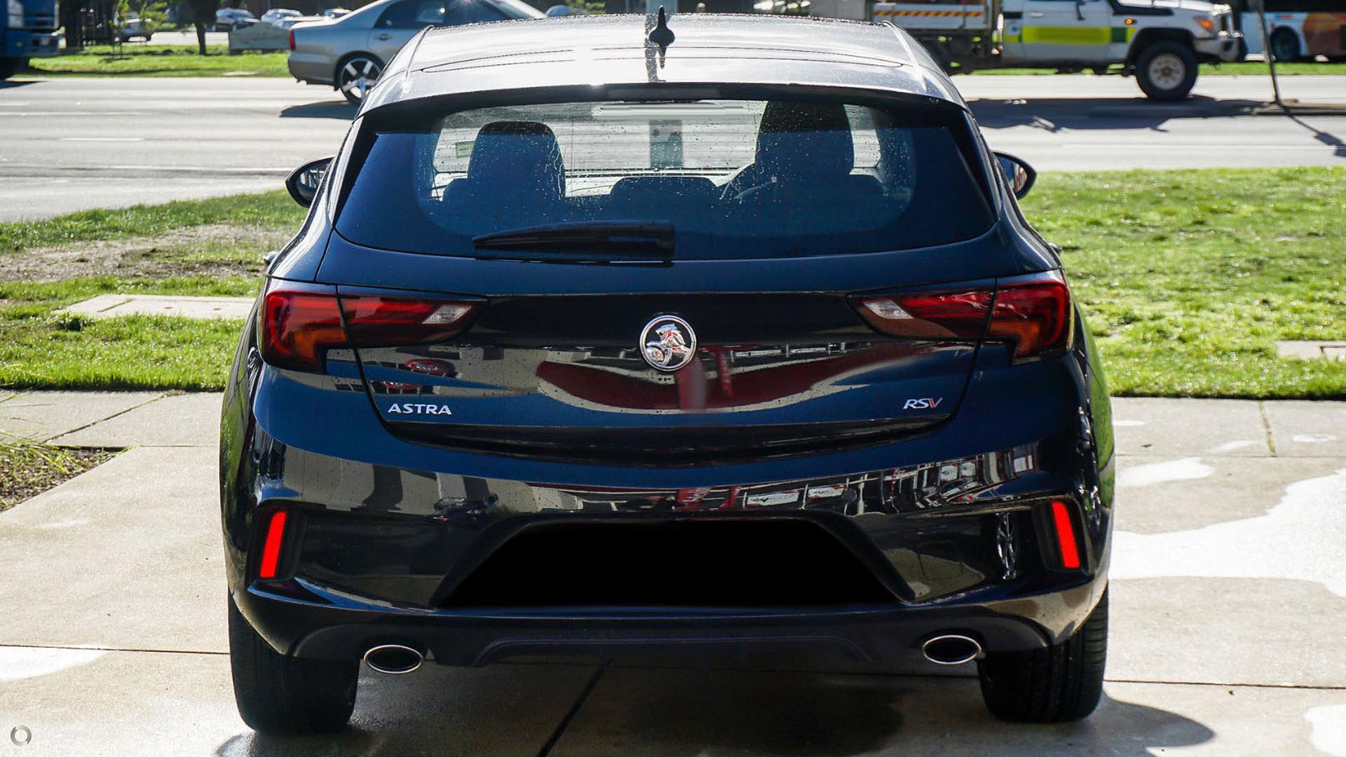 2016 Holden Astra RS-V BK