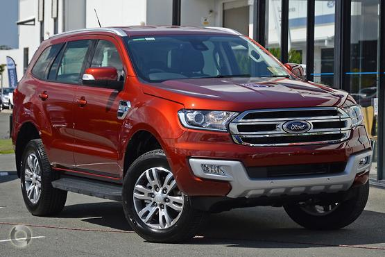 2017 Ford Everest Ua