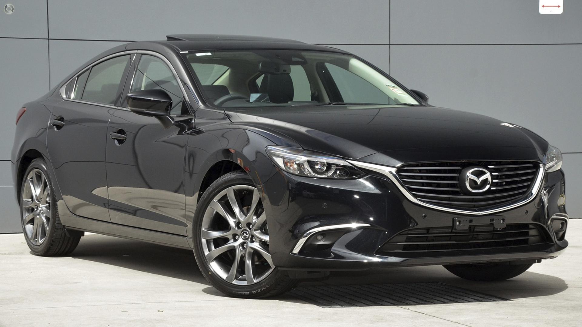 2017 Mazda 6 GL Series