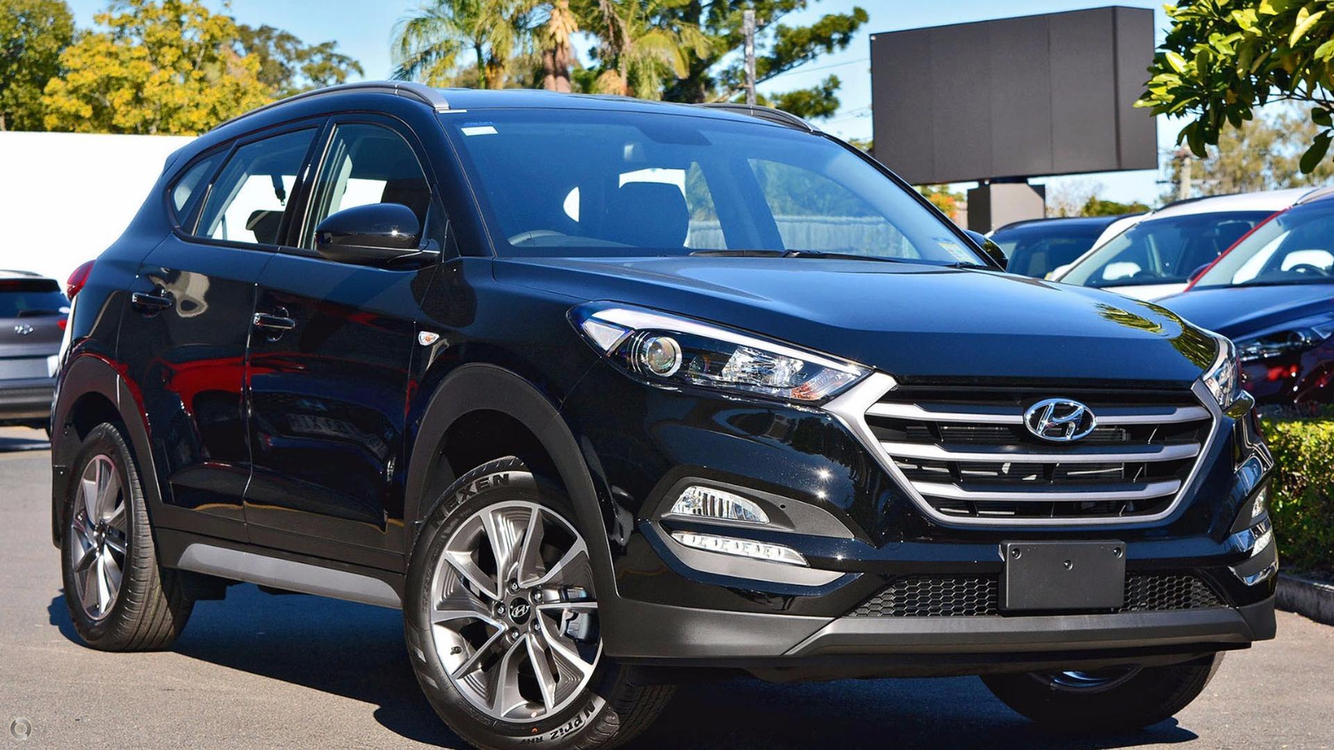 2018 Hyundai Tucson Active X