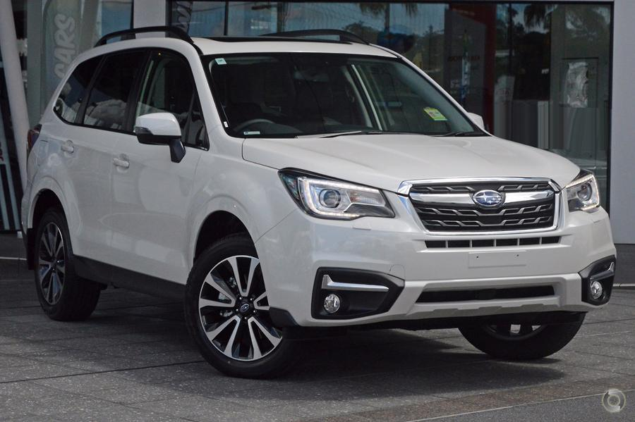 2017 Subaru Forester 2.0D-S S4