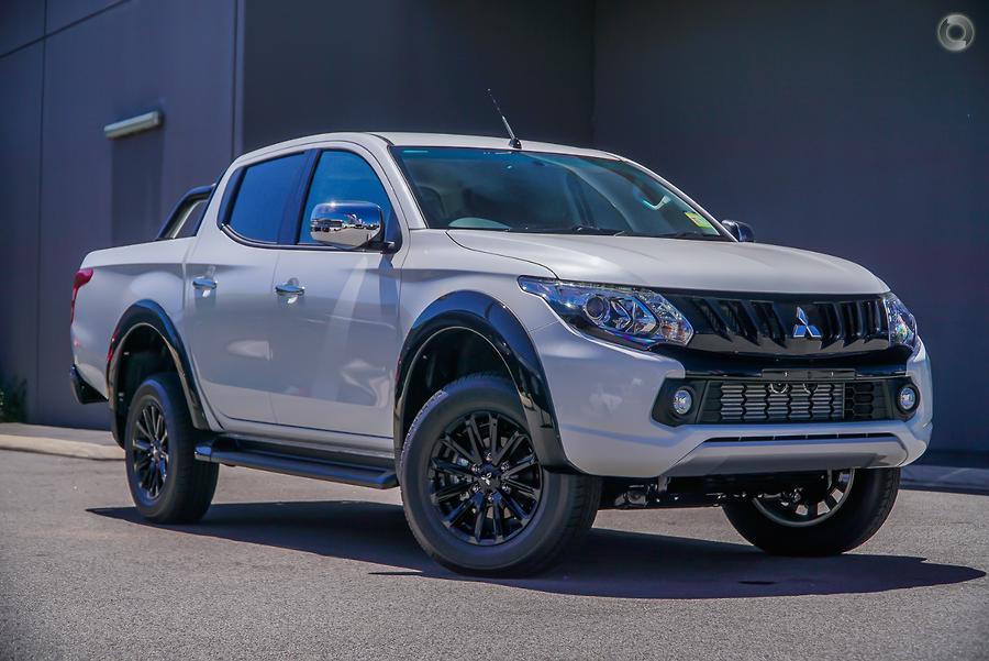 2017 Mitsubishi Triton GLS Sports Edition MQ