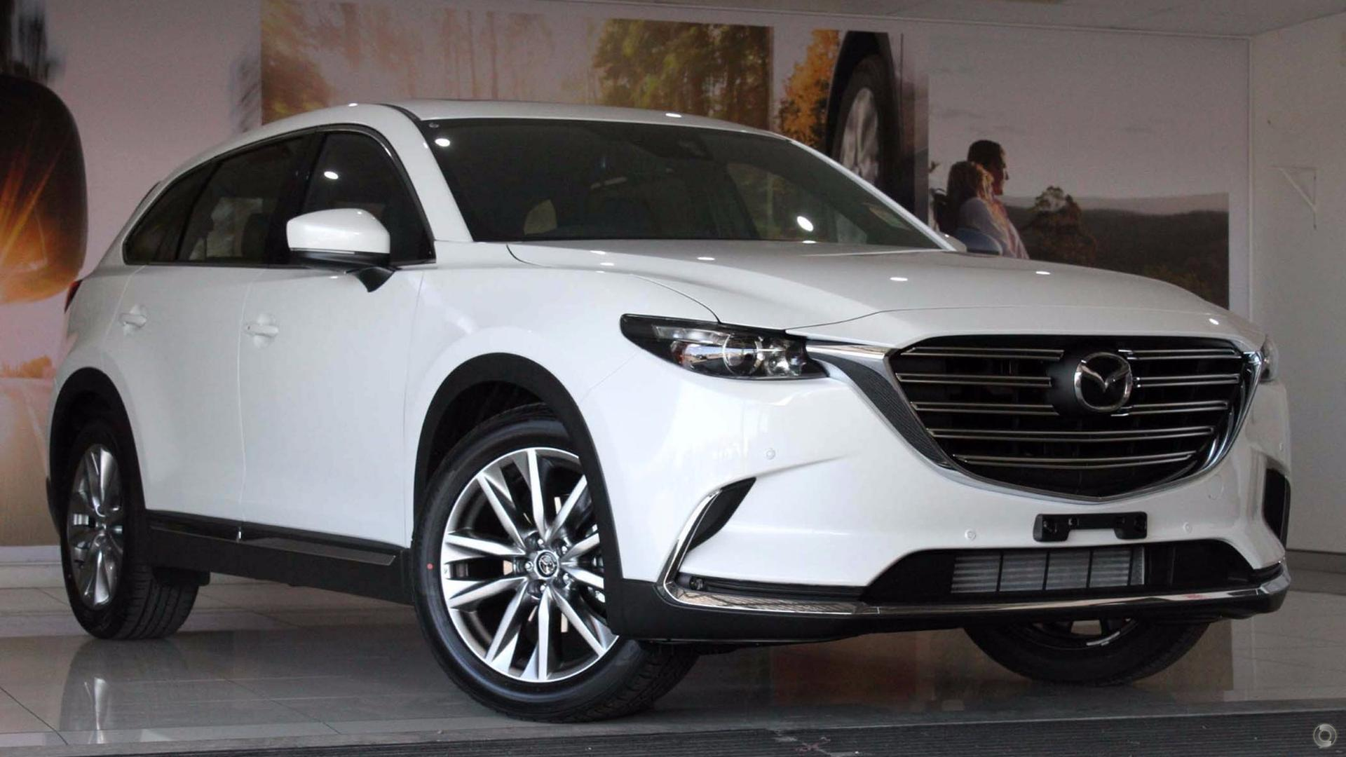 2019 Mazda Cx-9 TC
