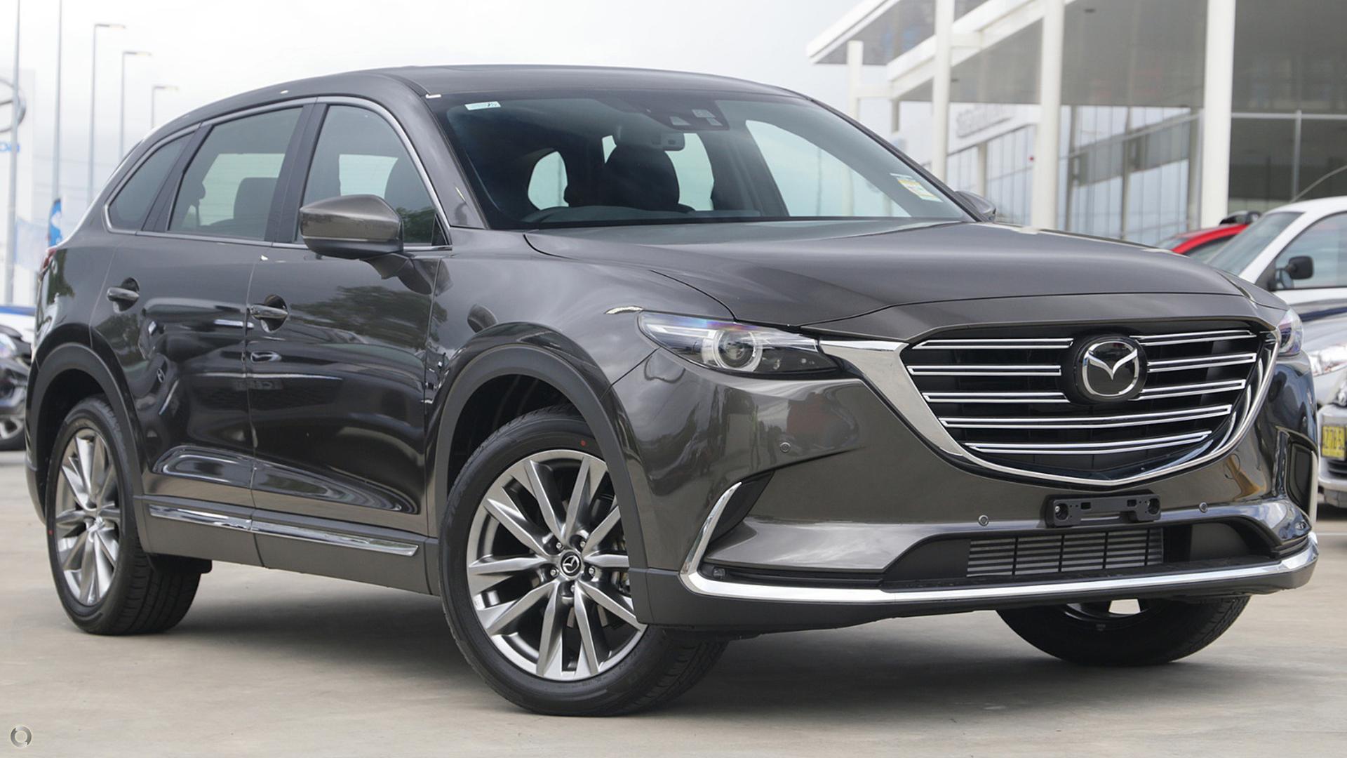 2017 Mazda Cx-9 Azami