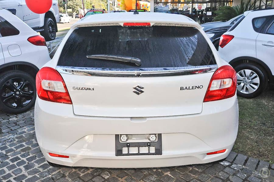 2017 Suzuki Baleno GL EW