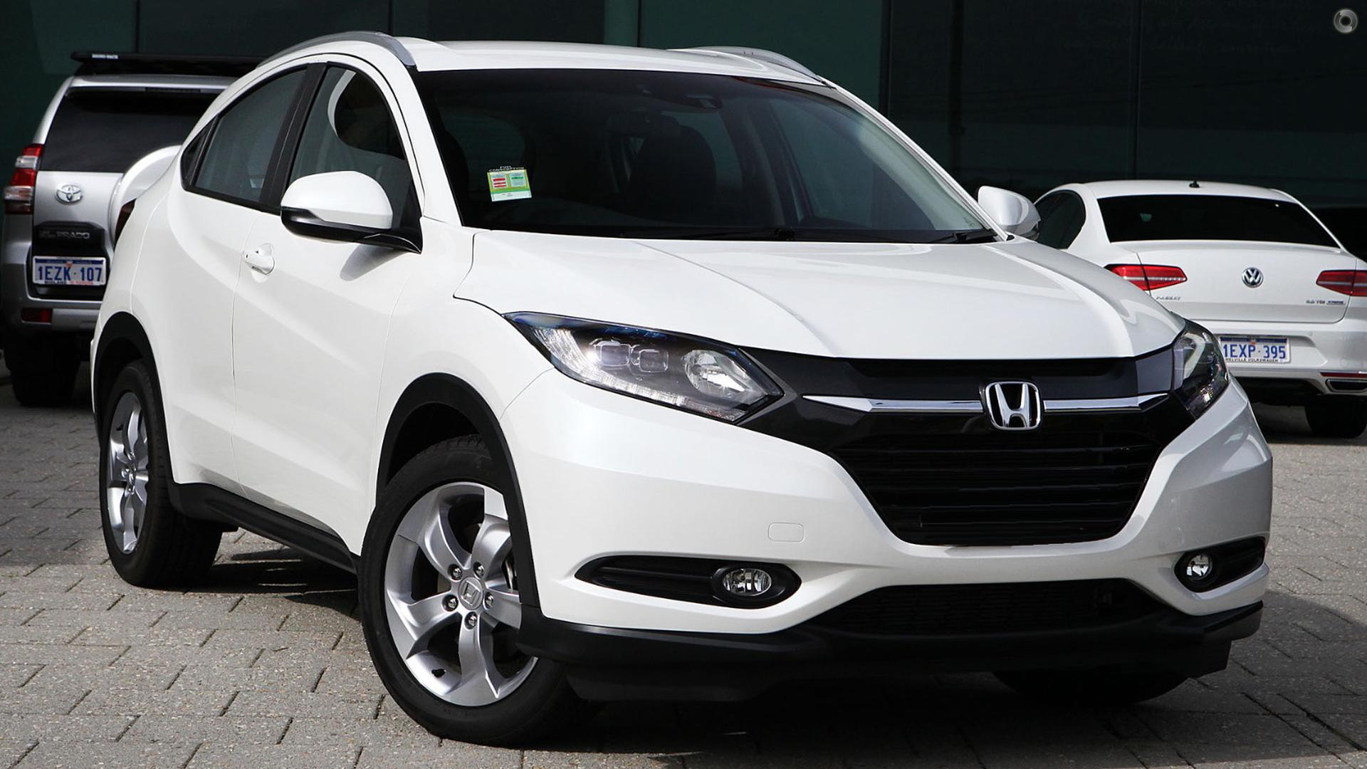 2018 Honda HR-V (No Series)