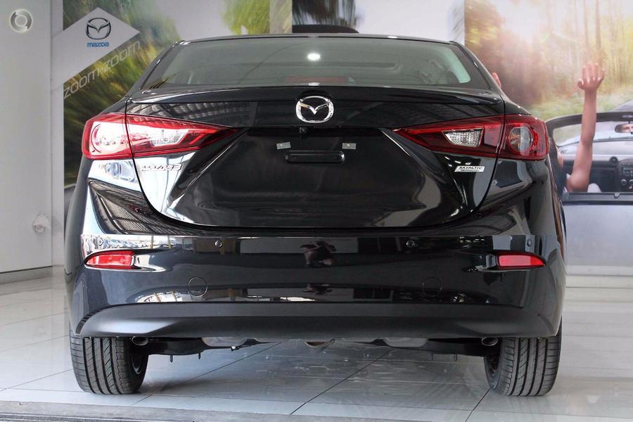 2017 Mazda 3 SP25 Astina BN Series