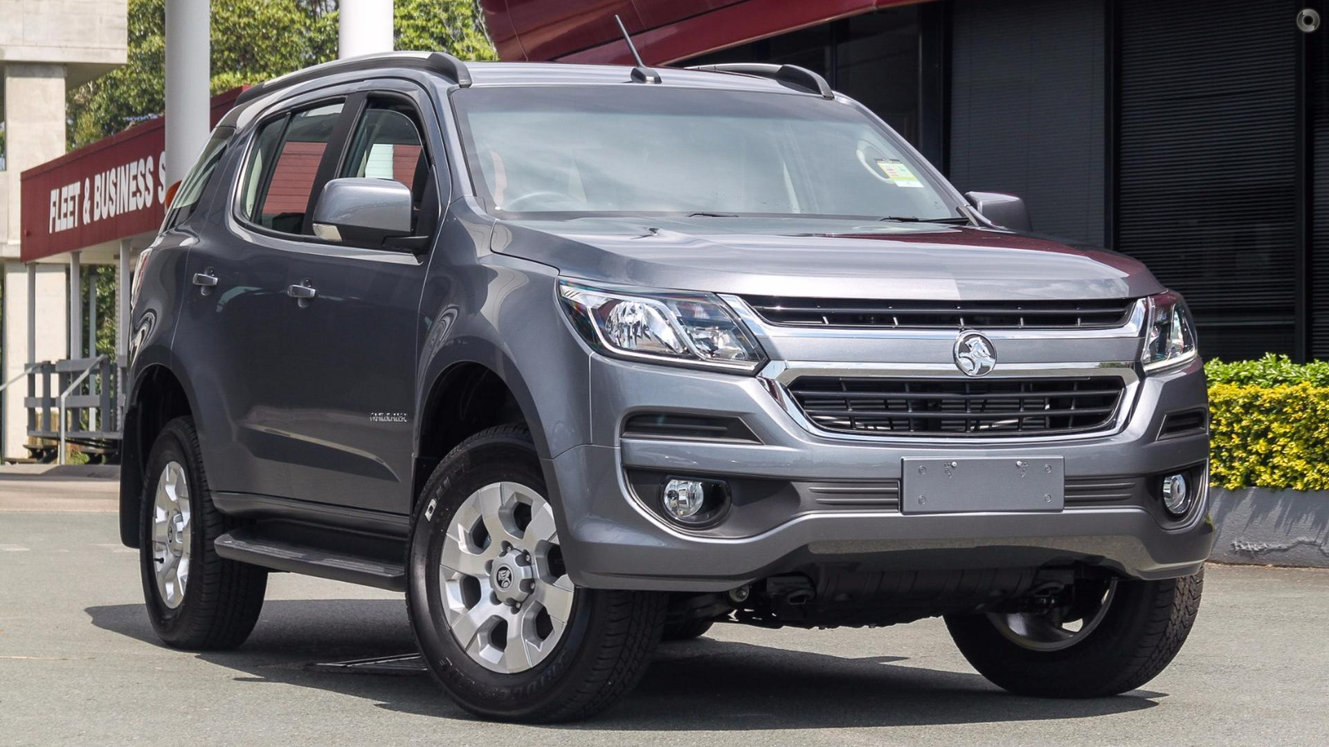 2018 Holden Trailblazer Lt