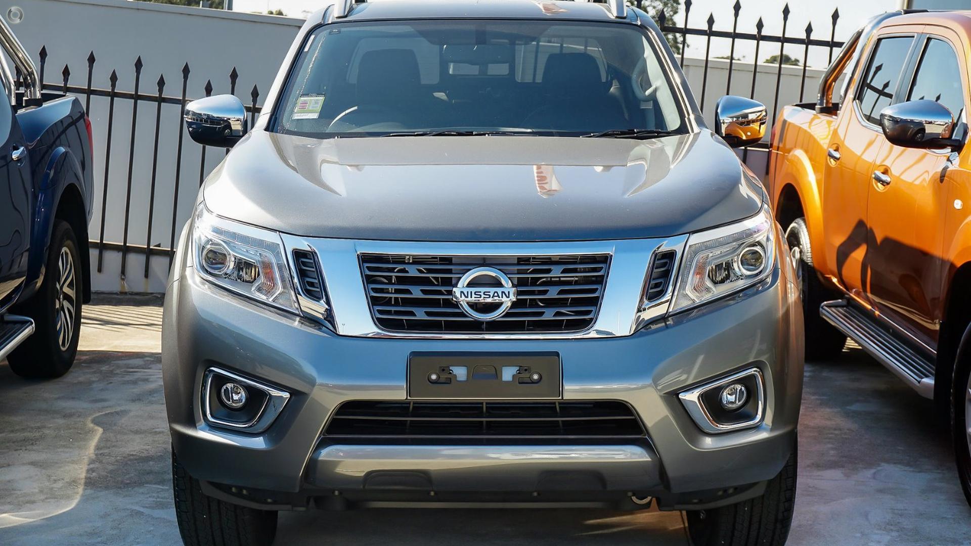 2017 Nissan Navara D23 Series 2
