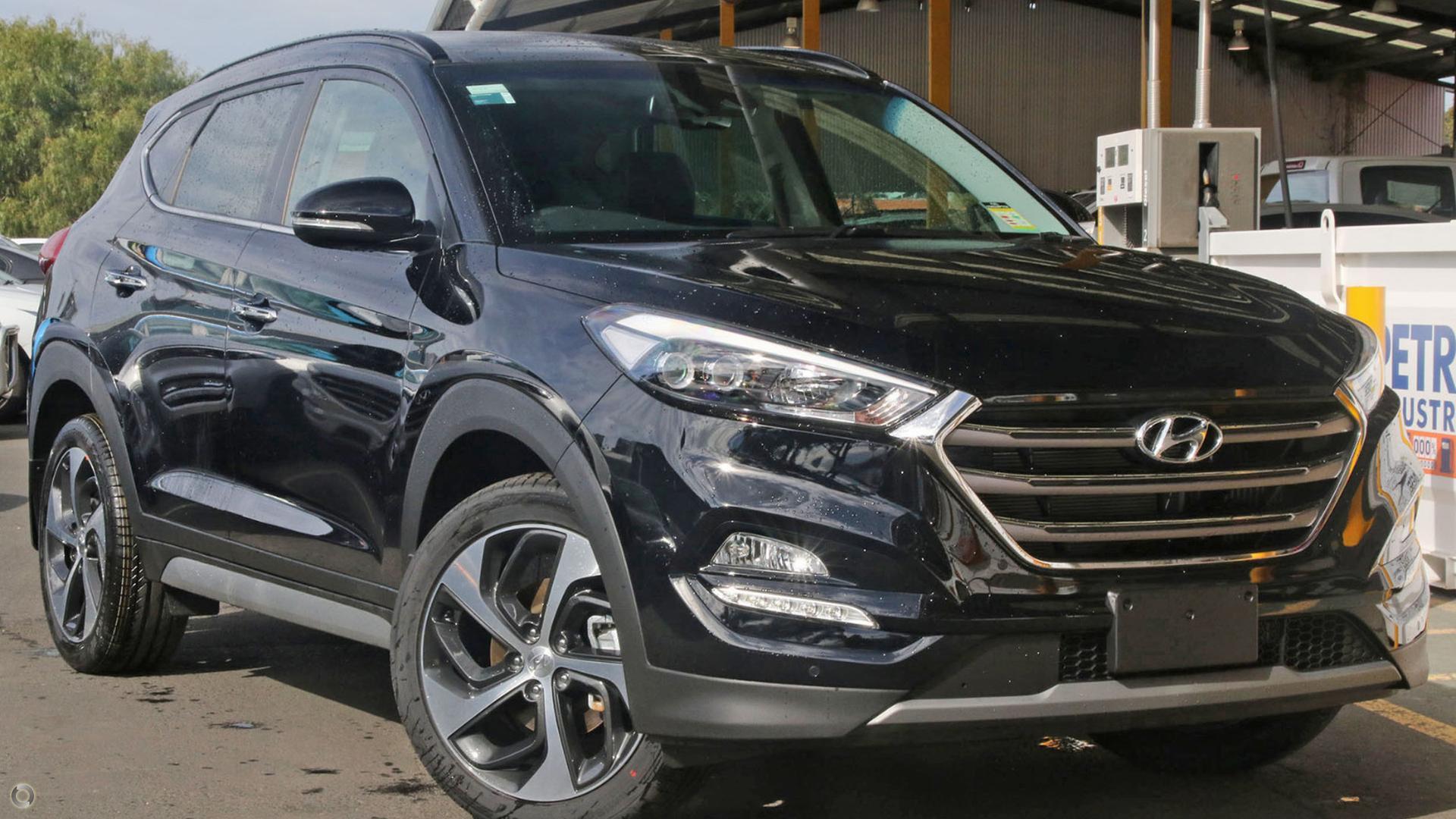 2018 Hyundai Tucson Highlander